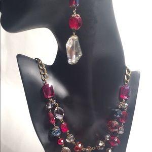 Jewelry - Gem Stone Fashion Set